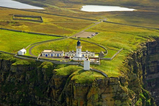 AAA Dunnet Head Lighthouse Headline