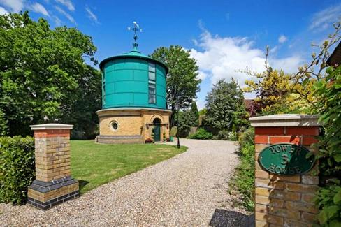 AAA MAIN Water Tower Tower Close Hertford Heath Hertford SG13 7WR