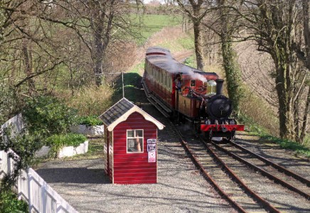 AAA Manx Railway Home Unique Property Bulletin HEADLINE