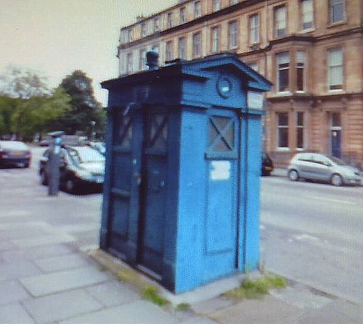 AAA Police Box For Sale