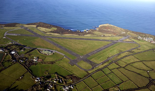 Airfield Perranporth MAIN