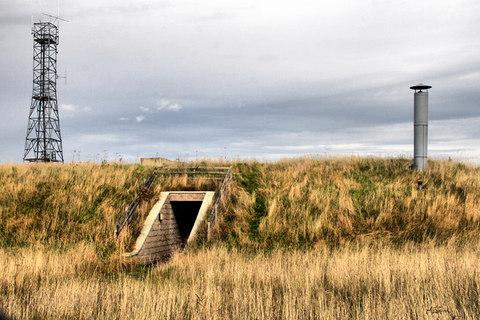 Cultybraggan Nuclear Bunker Bill Clark HEADLINE