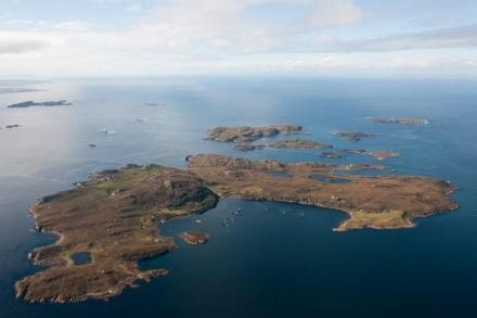 Island Tanera Mor Headline