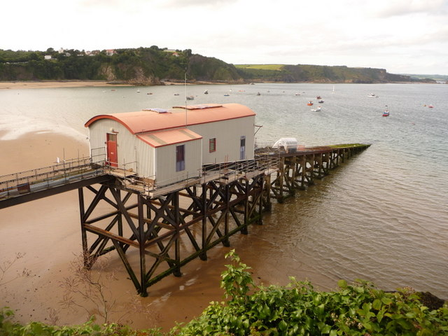 Lifeboat Station Tenby Chris Downer MAIN