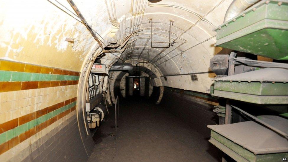 London Underground Brompton 2
