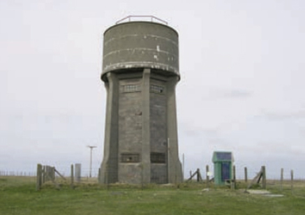 Water Tower Knockaird Lewis