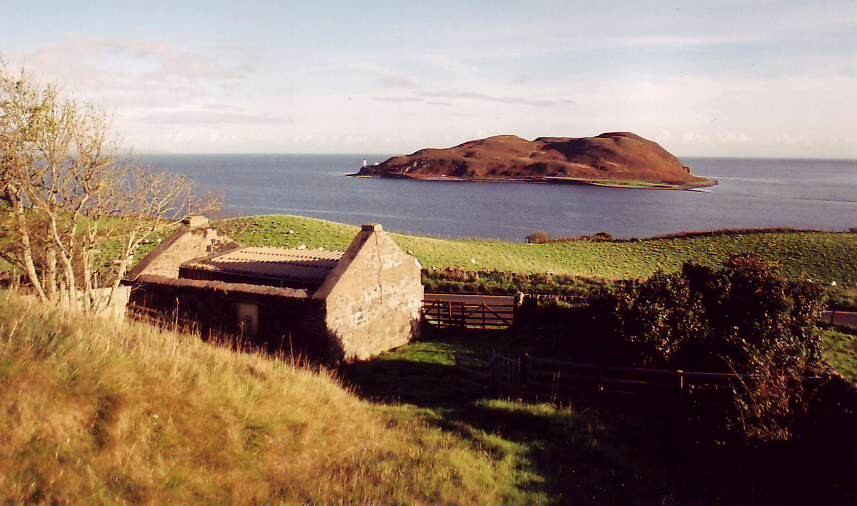 UPS - Davaar Island View, Argyll - PHOTO