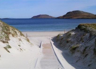 Isle Of Barra Beach Hotel Scotland