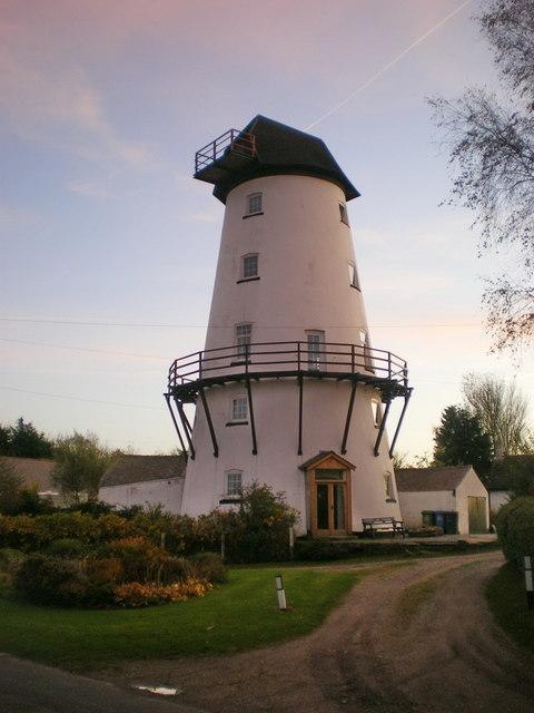 Damside Windmill Alexander P Kapp