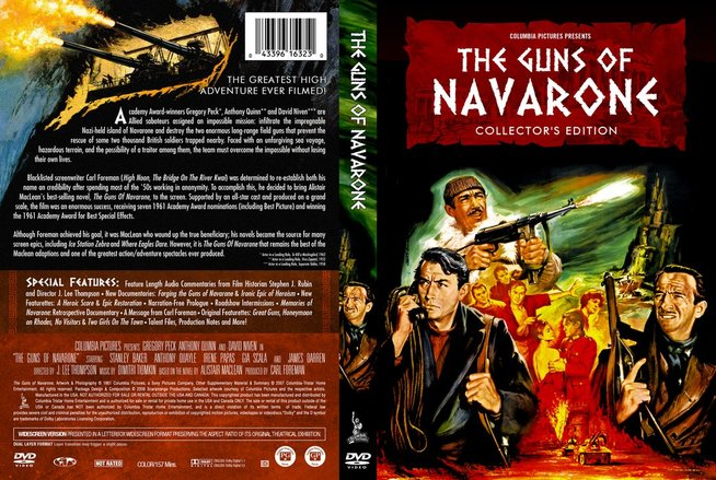 Guns of Navarone Film