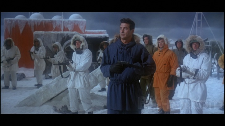Ice Station Zebra Close Up