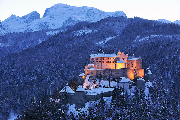 Where Eagles Dare Castle
