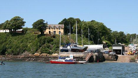 Rudders Boatyard 1
