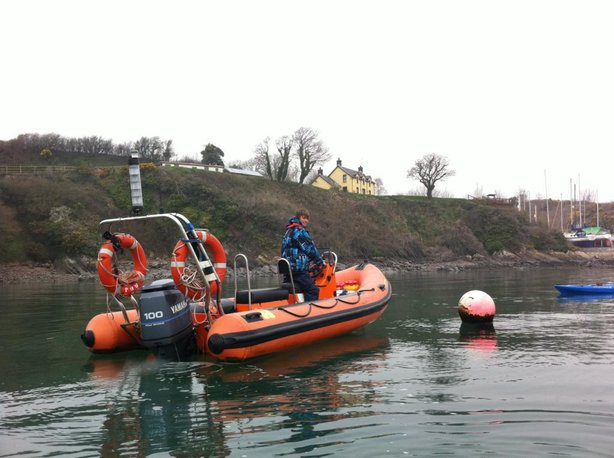Rudders Boatyard - Rigid Inflatable Boat