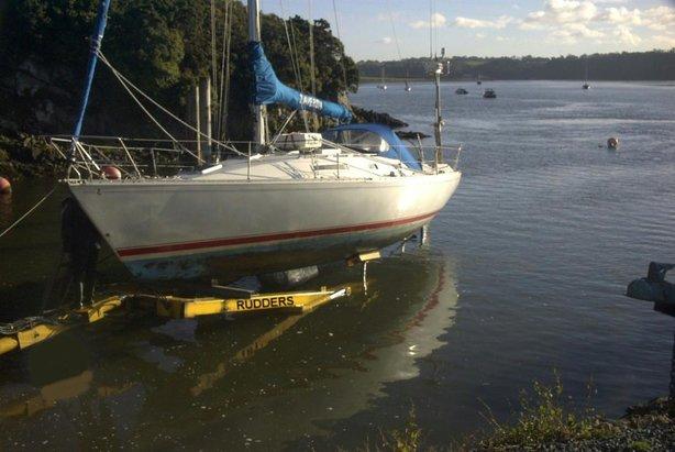 Slipway - Rudders Boatyard