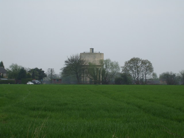 Sykehouse Water Tower Photo Glyn Drury