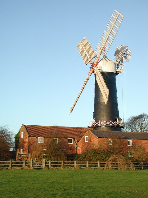 1 Skidby Windmill, Beverley Road, Skidby, East Yorkshire Paul Glazzard