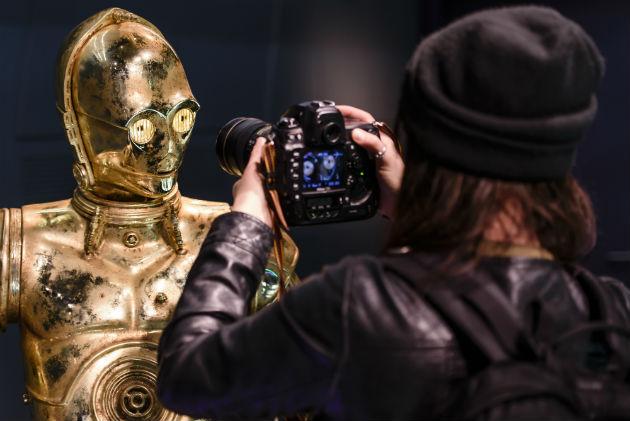 3D C3PO