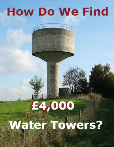 AA A Water Tower 4000