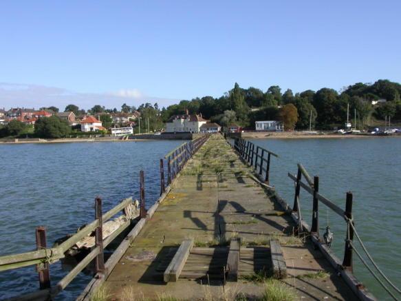 AAA Bristol Pier, Suffolk
