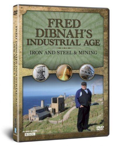 AAA Fred Dibnah DVD