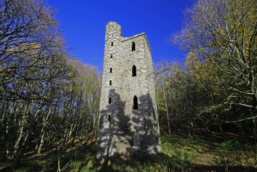Binn Hill Tower Photo By Scott Watson