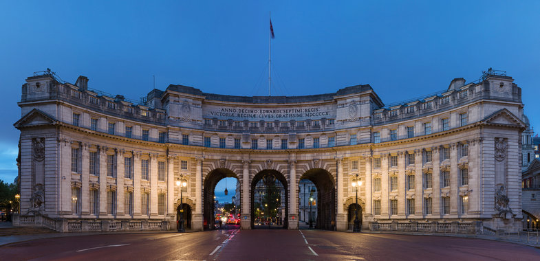 Admiralty Arch Diliff