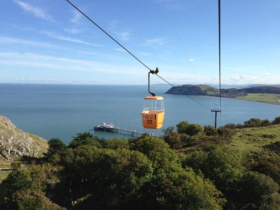 Cable Car - Great Orme