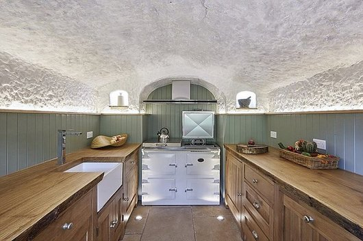 Cave House Kitchen, Low Habberley, Worcestershire 1