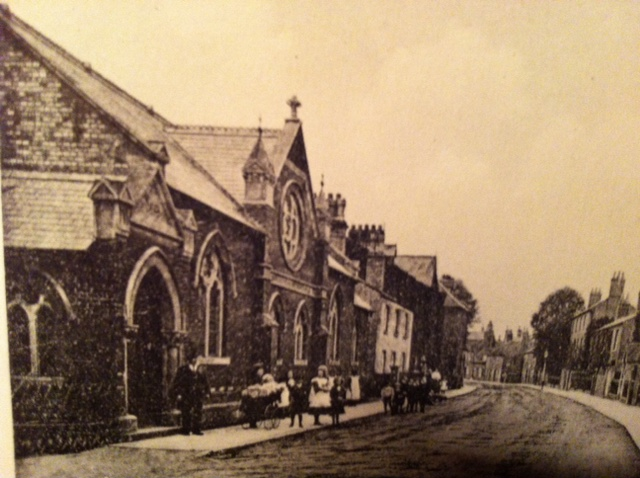 Chatteris-Chapel-New-Road-Chatteris-Cambridgeshire-PE16-6BJ-Days-Gone-By