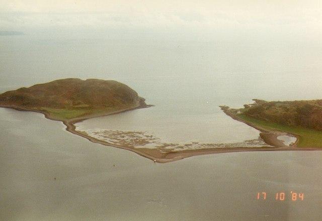 Davaar-Island-Showing-Dhorlin-Causway-Raymond-Okonski