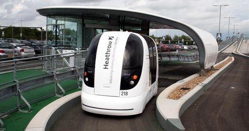 Driverless Pod2