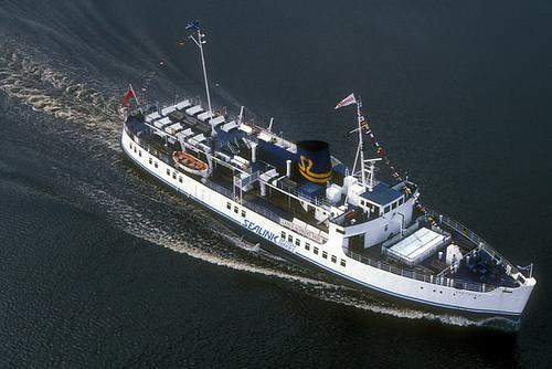 FOTSQM MV Southsea