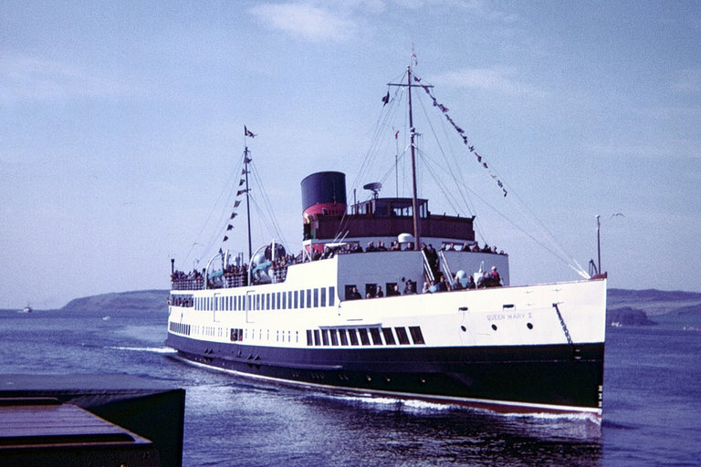 FOTSQM TS Queen Mary - Photo Ian Murray Collection