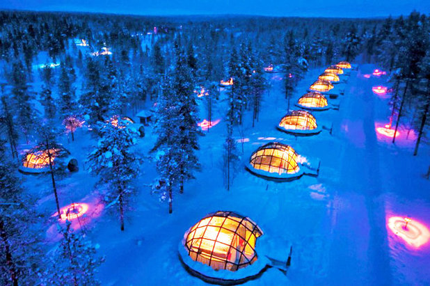 Glass Igloo 1