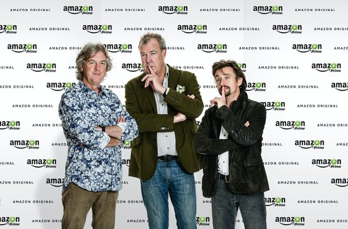Jeremy Clarkson CREDIT Amazon Prime Video