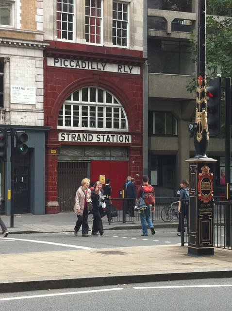 London Underground Station For Sale Aldwych-Station-Oxyman