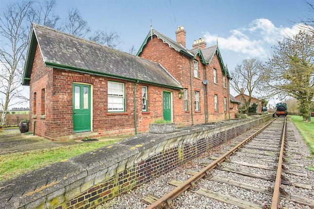 Railway Station at Fen Road Rippingdale - 1