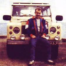 Russ McLean - Old Land Rover