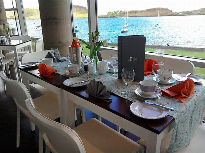 Temple Restaurant Oban9e