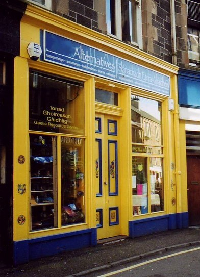 aa-a-argyll-alternatives