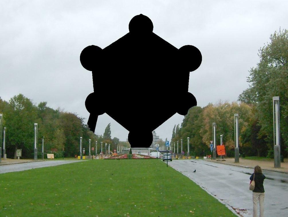 AA A Atomium