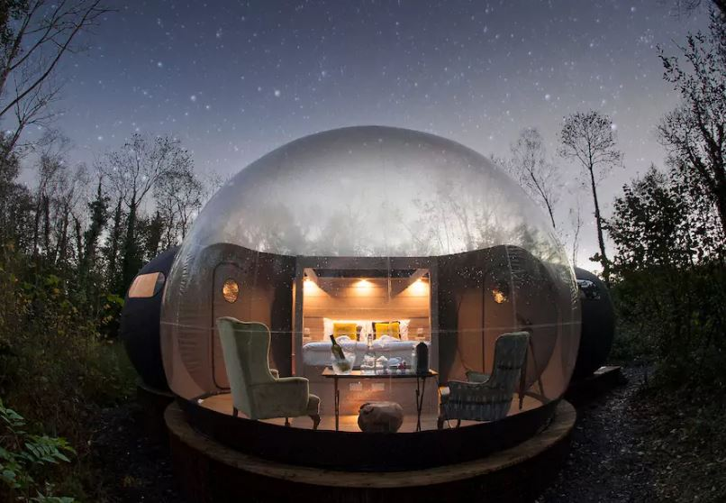 AA A Bubble House 2
