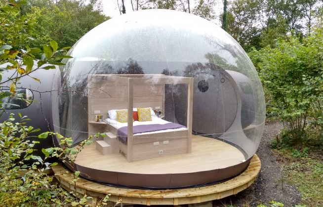 AA A Bubble House 7