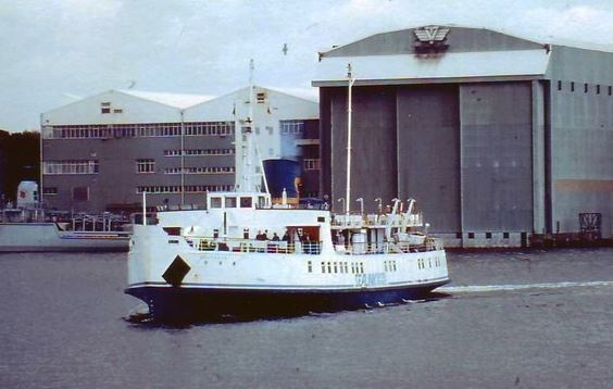 AA A MV Southsea - UPB Collection