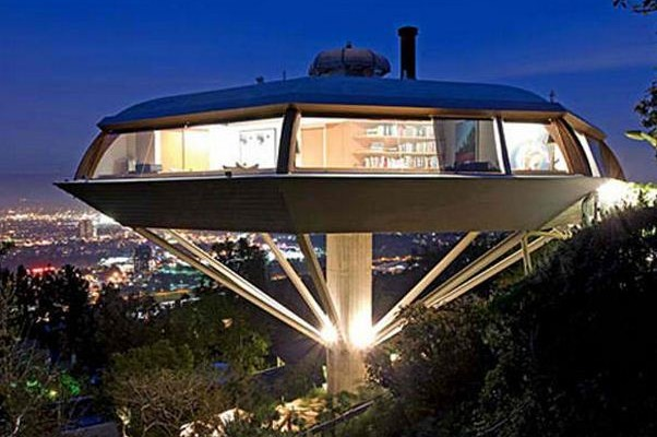 AAA Chemosphere House