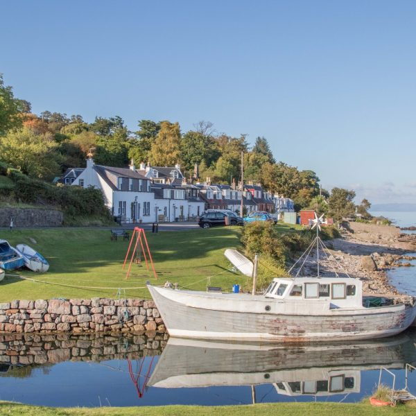 AAA Corrie Port and Cottages - Isle of Arran