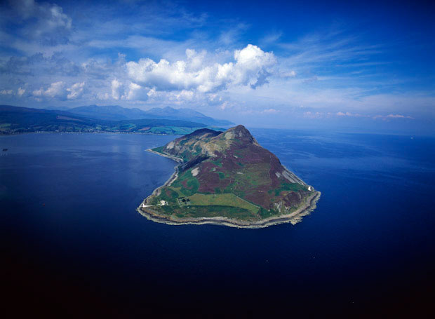 AAA Isle of Arran - Holy Isle
