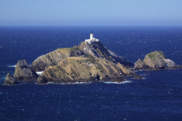 AAA Muckle Flugga Lighthouse Martin Third MAIN