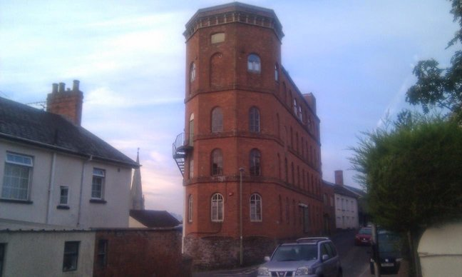 AAA Old Furze Brewery Tower MAIN